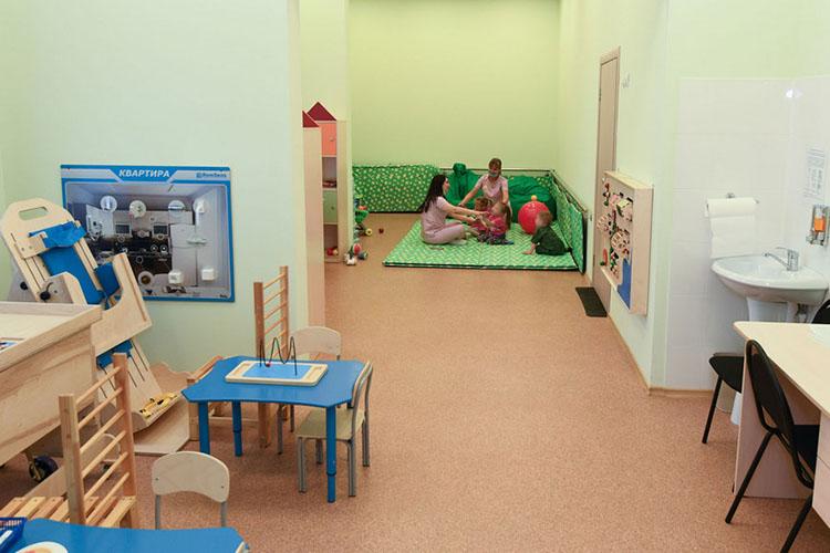 Мэр Казани поручил найти вкаждом районе места под строительство детсадов для инвалидов