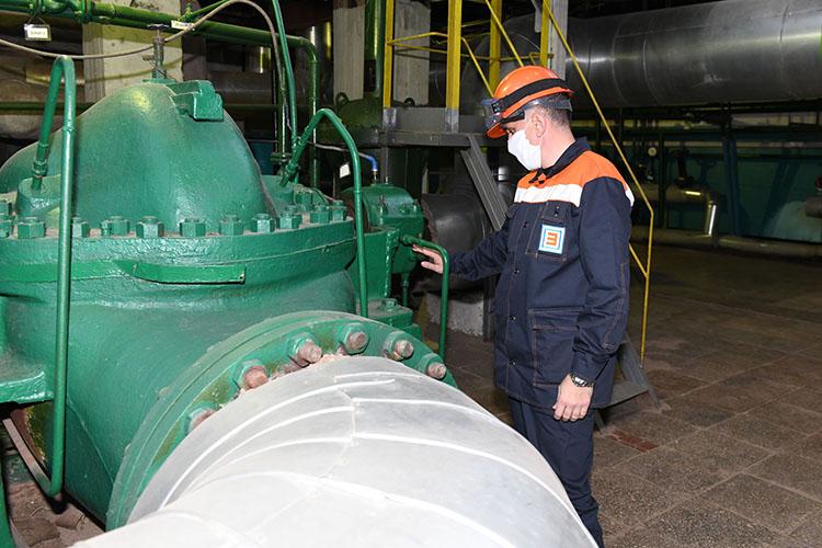 В настоящее времяАО«Татэнерго»— одна изкрупнейших региональных генерирующих компаний Российской Федерации, основным видом деятельности которой является производство электрической итепловой энергии наэлектростанциях