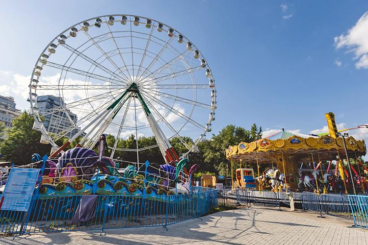 Вэтом году гостей парка развлечений ждет много нового иинтересного