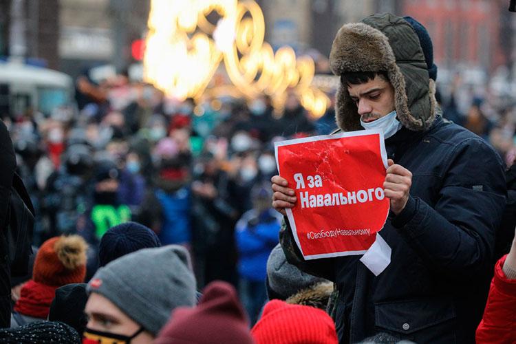 «Ясчитаю, что роль Навального нафоне тех протестов, которые была вначале года, была сильно преувеличена»