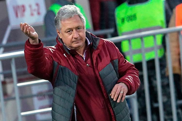 Ринат Билялетдинов: «Если взять игроков индивидуально, соперникам мынесильно уступаем, новсё выглядело нетак, чтобы была возможность пройти дальше.»