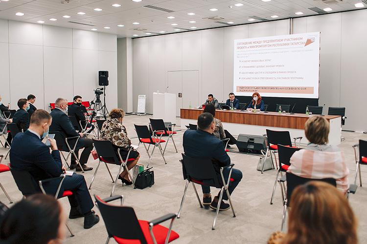 Мыожидаем свыше 300 организаций из30 российских регионов ипредставительств других стран