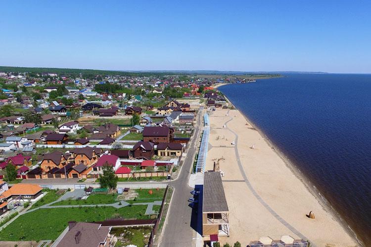 Летом вЛаишевском районе потребление воды увеличивается вдва раза