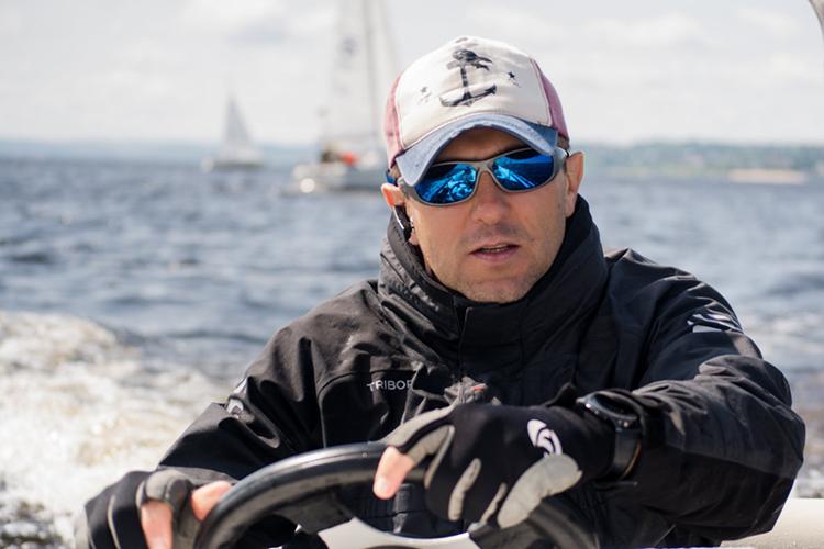 Вячеслав Егоров:«Сейчас ситуация вреспублике такова, что наколичество гостей больше30унас корабликовнет. Если, допустим, корпоратив хотят провести на50человек, можем предоставить только два судна на25человек, либо трипо15»
