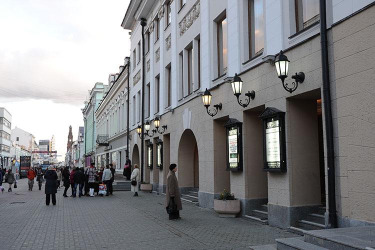 Вконце 2020 года сотрудник санитарного ведомства посетила спектакль вКачаловском театре иобнаружила, что между зрителями нет положенной дистанции в1,5метра