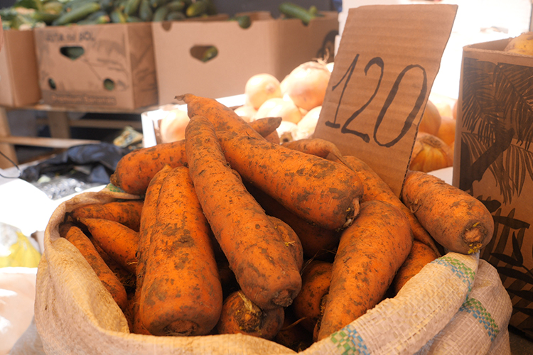 «Поскольку морковь считается продуктом первой необходимости, томаксимальная наценка нанее составляет 15 процентов»