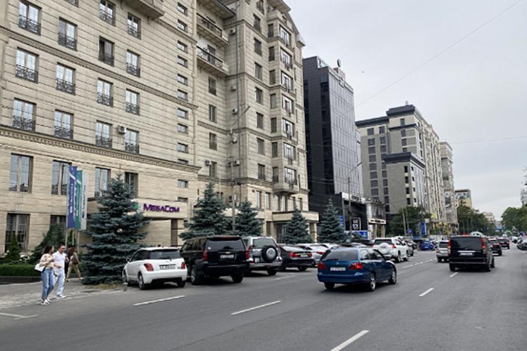 Современный Бишкек