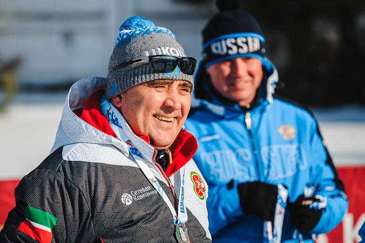 Самый бурно развивающийся олимпийский вид в республике — лыжные гонки. Бюджет этой федерации самый крупный среди всех представленных в рейтинге. Такие возможности у лыжников появились благодаря поддержке Ильшата Фардиева
