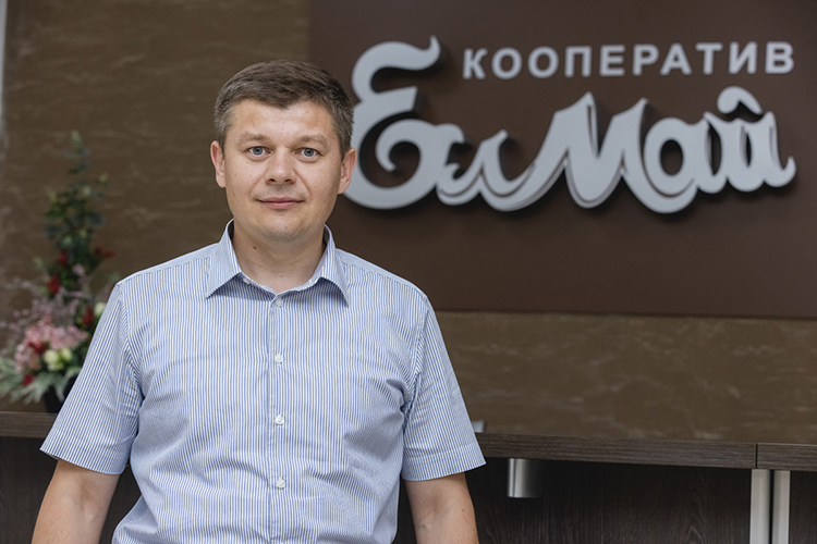 Ильнур Шайхетдинов:«Наш молочный завод прошел аудит международной компании Danon. Ауних очень высокое требование покачеству»