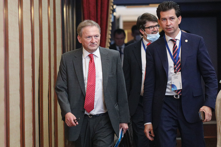 Наконференцию вКазань приехал уполномоченный при президенте РФпозащите прав предпринимателей, лидер партии РостаБорис Титов
