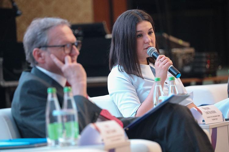 """Талия Минуллина:«Нучто, чиновники стали меньше """"кошмарить"""" предпринимателей? Ответ: стали, потому что предпринимателей после коронавируса стало меньше. Вот чтоэто— реалии нашей страны или шутка?»"""