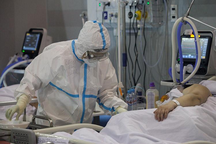 Ситуация скоронавирусом вЧелнах неулучшается. Напрошлой неделе горбольницу №5 перепрофилировали под «ковидный» госпиталь