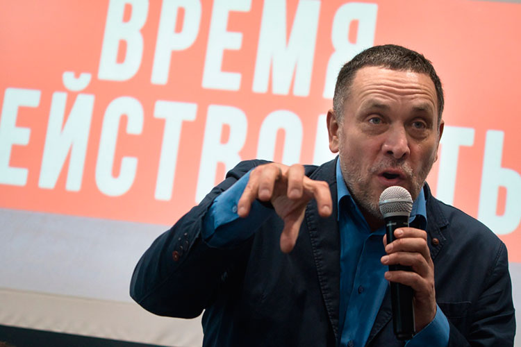 Максим Шевченко: «Лозунги все теже: мир– народам, земля– крестьянам, фабрики– рабочим»