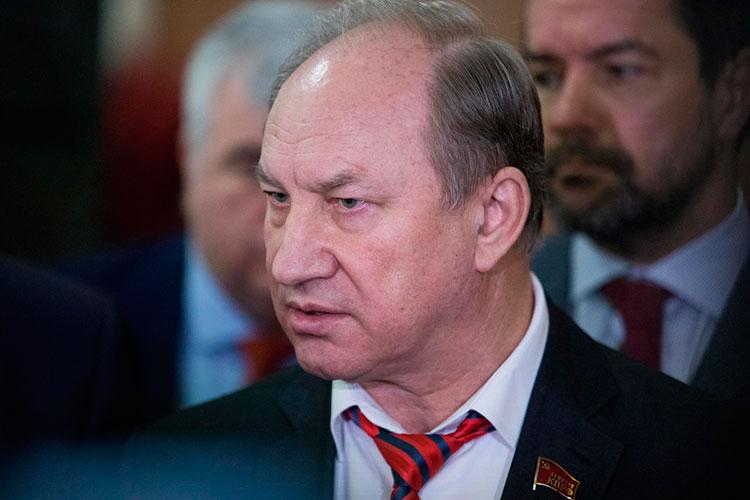 «Началось стого, что ясказал, что список КПРФ вМоскве слабый. После этого Рашкин начал публично меня оскорблять»
