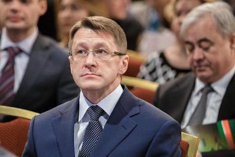 Эдуард Каминский - заместитель председателя Верховного Суда РТпоадминистративным делам