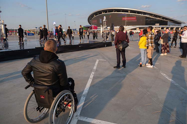 До1августа вКазаниразработаюткарту доступности учреждений для инвалидов