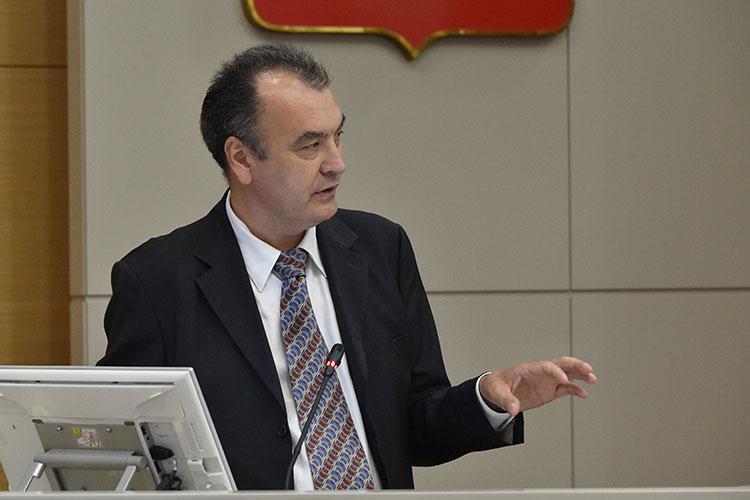 Вадим Журба: «Учитывая, что 60% аминных антиоксидантов поставляется Китаем, а остальное — из Европы и Америки… Сами понимаете, что такая ситуация неприемлемая»