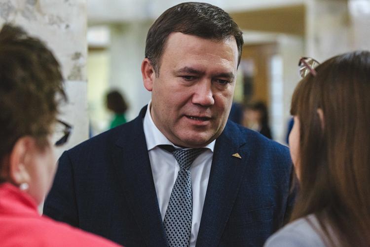 Получил два дополнительнхочкаишагнул на41место гендиректор судостроительной корпорации «Акбарс»Ренат Мистахов