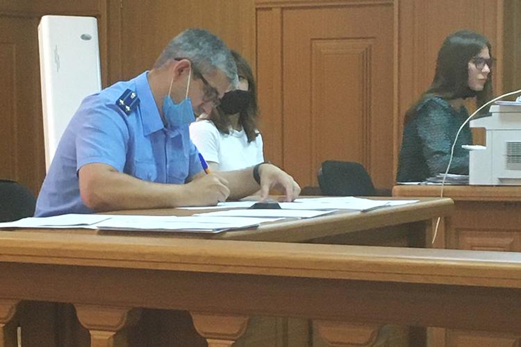 Прокурор Ильфат Габдрахманов указал, что причин для изменения меры пресечения нет