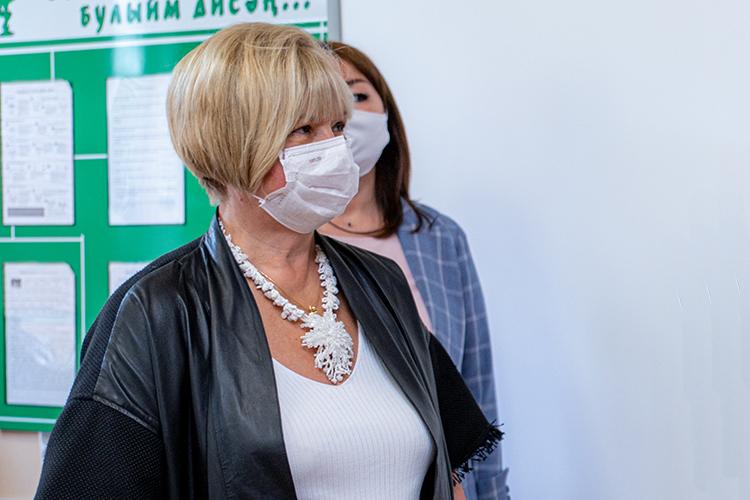 Тучи сгустились на Набережночелнинским медицинским колледжем. Как стало известно «БИЗНЕС Online», задержана директор учреждения, заслуженный работник здравоохранения РТ 58-летняя Светлана Вахитова.