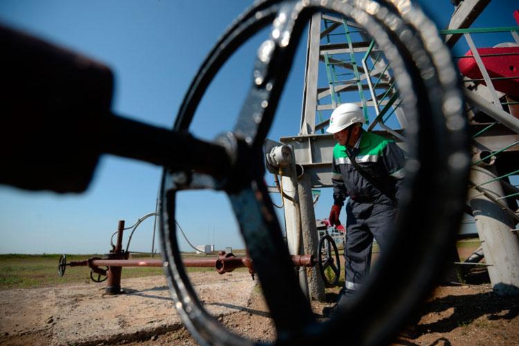 Вструктуре выручки «Башнефти» поступления отреализации нефти, нефтепродуктов ипродукции нефтехимии навнутреннем рынке выросли на13% до87,6млрд рублей