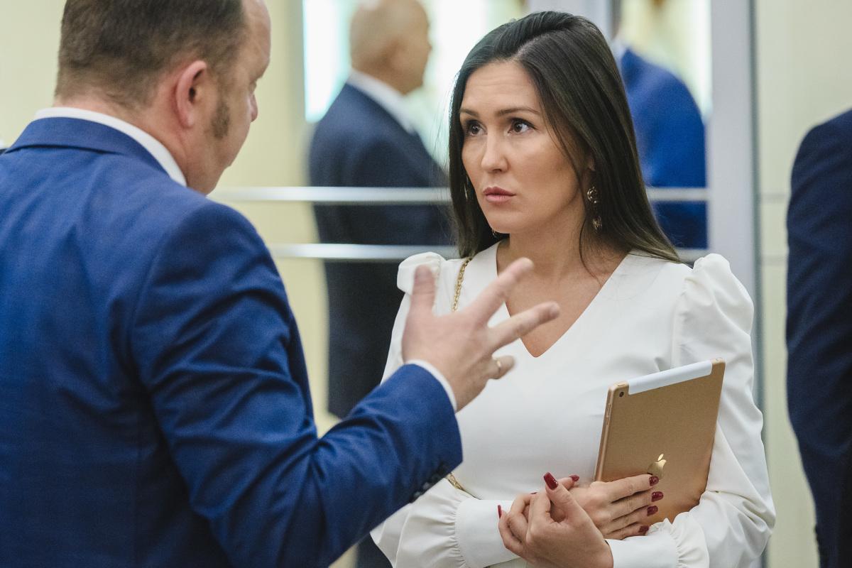 Лилия Галимоваотметила, что крупные предприятия полномочны сами вводить или ослаблять меры взависимости отконкретной ситуации