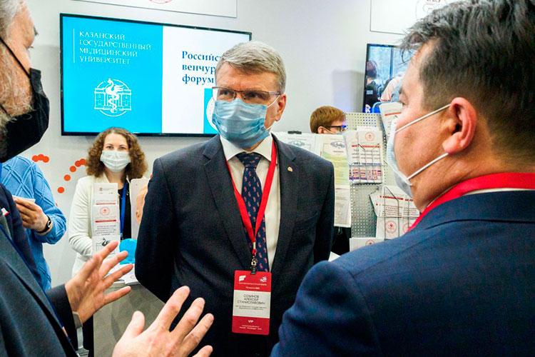 Алексей Созинов: «Увеличение числа бюджетных мест обусловлено повышающейся потребностью в медицинских кадрах»