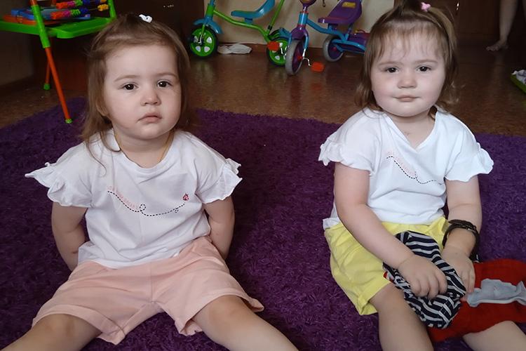 Удвухлетних малышек изКазани—МиланыиУльяны Кузнецовых, фокальная эпилепсия