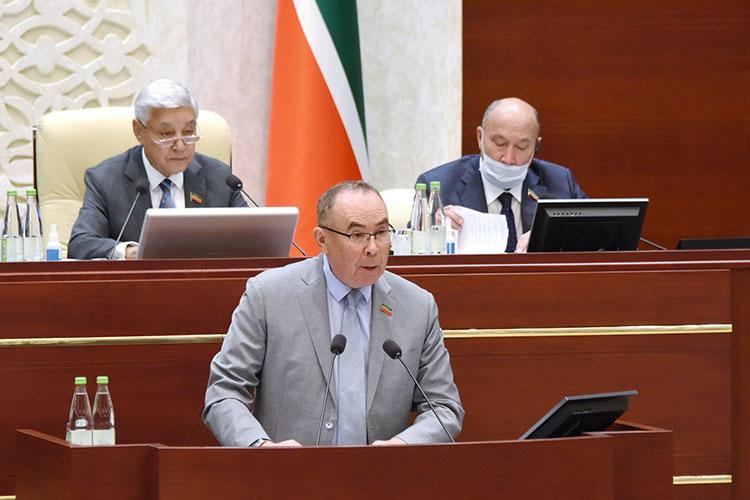 Тахир Хадеев: «Мы, Татарстан, работаем в условиях рискованного ведения земледелия. И долговременный прогноз нам очень важен»