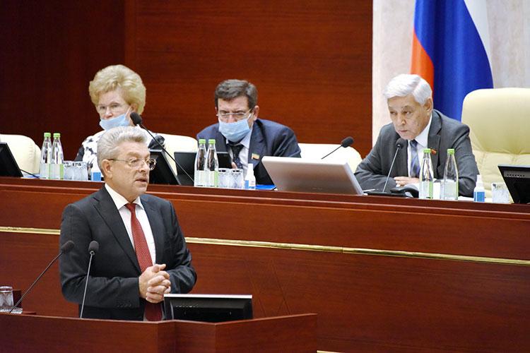 Сергей Захаров: «Четко выраженной тенденции изменения качества воздуха в Нижнекамске не прослеживается»