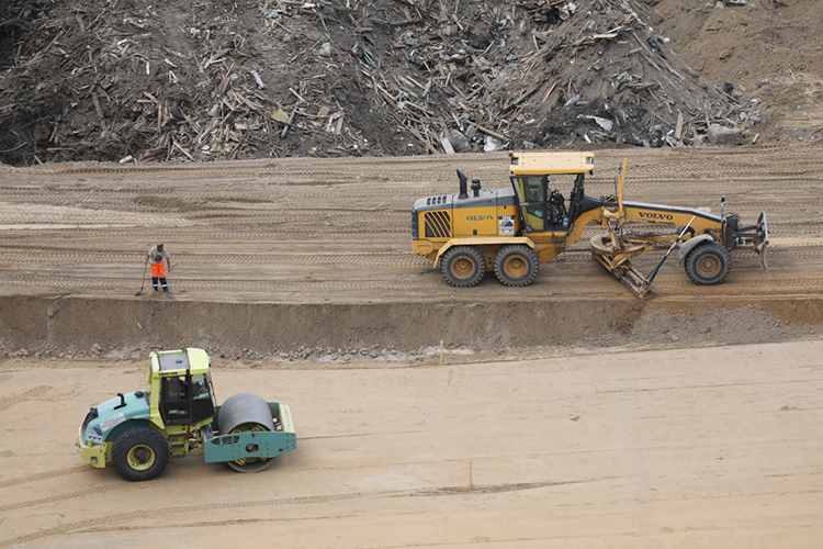Трассу М12 вТатарстане уже строят— работы идут одновременно отграницы РТсЧувашией допересечения сдорогой Шали— Сорочьи горы, возводят имост через Волгу