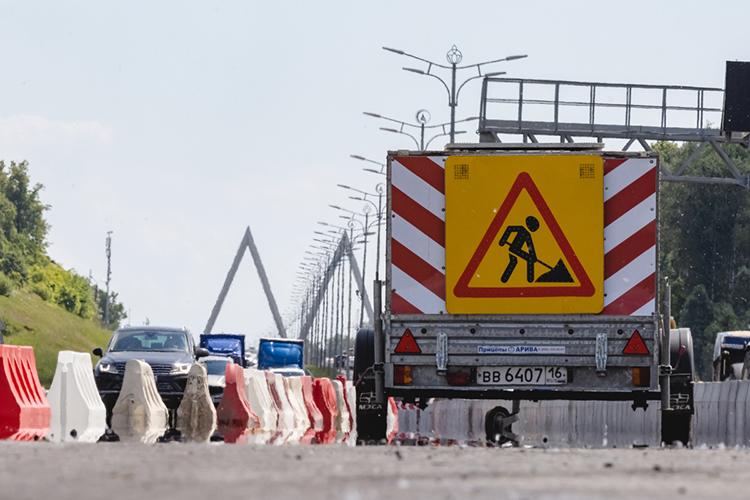 Оренбургский тракт станет главным въездом вКазань сМ12, сообщили «БИЗНЕС Online» висполкоме столицы РТ.Пока это несамый загруженный въезд вгород, носбольшим потенциалом