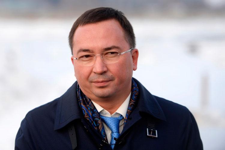 Игорь Насенков — тоже выдвиженец Колесова, но, как уверяют, сегодня он — самостоятельная фигура