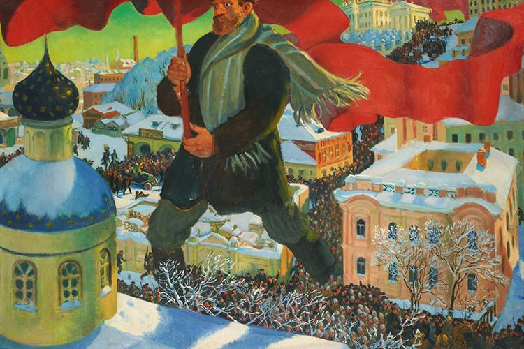 Большевики относились крусскому народу как неисчерпаемому материалу для социальных экспериментов. Они грезили мировой революцией, которая, поихмнению, вообще отменит национальные государства