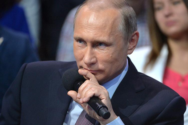 Владимир Путин: «Сразу подчеркну, что стену, возникшую впоследние годы между Россией иУкраиной, между частями, посути, одного исторического идуховного пространства, воспринимаю как большую общую беду, как трагедию»