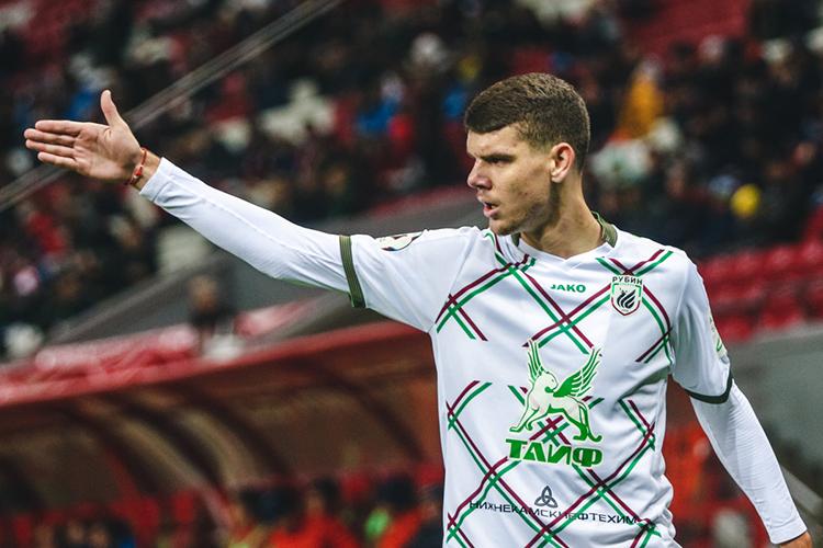 ПолузащитникуИгорю Коновалову,который провёл часть прошлого сезона варенде втульском «Арсенале», всё также ненашлось места в«Рубине». Будущий сезон онпроведёт в«Ахмате»