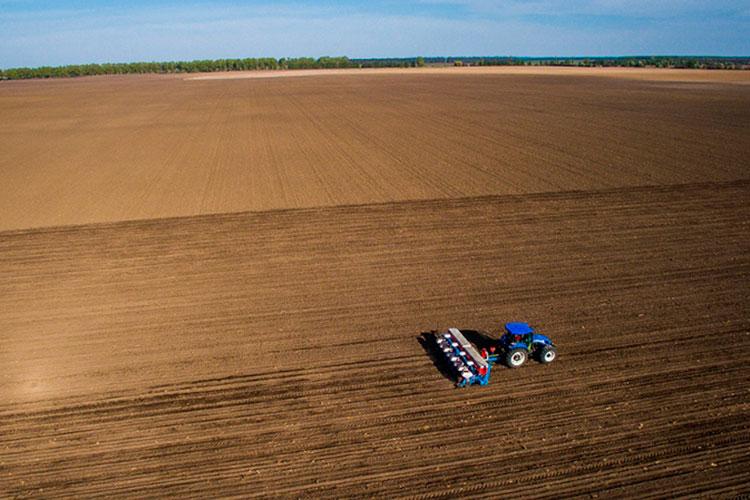 В республике от потери урожая в этом году застраховано катастрофически малое количество площадей — всего 10% пашни