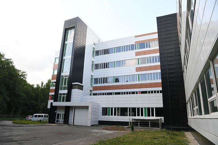 Противотуберкулезная служба и бактериологическая лаборатория диспансера переезжают в новое здание так называемого реабилитационно-травматологического центра