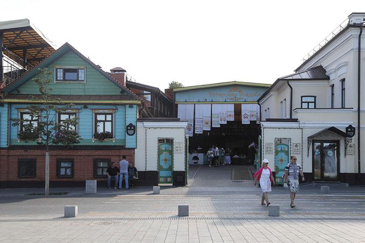 Гостям покажут Старо-Татарскую слободу