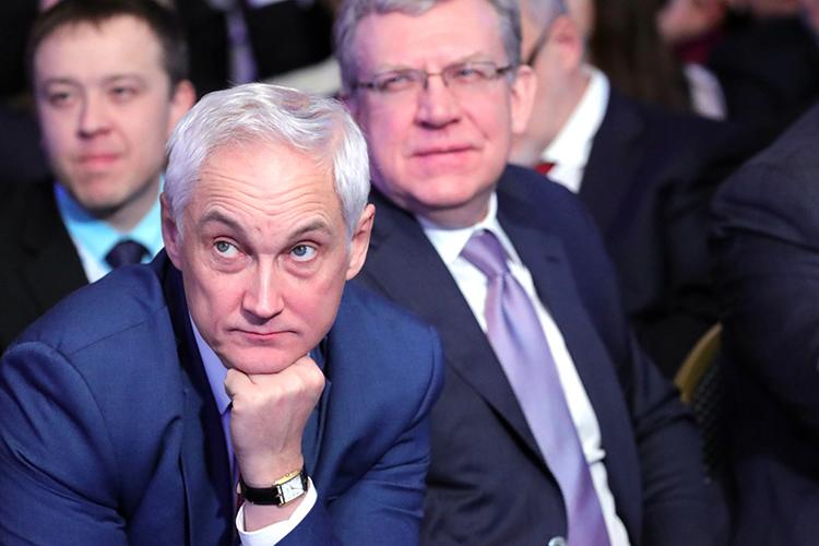 """«При высоком уровне доверия котдельным членам """"Политбюро 2.0"""" Путин развивает институт спецпорученцев, замкнутых лично нанего. Кним можно отнести первого вице-премьераАндрея Белоусова»"""