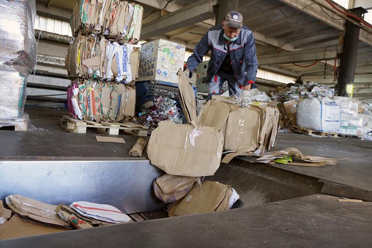 Есть угруппы Чемезова исвоя проблемная «пята»— это мусорная реформа, реализация которой находится под угрозой