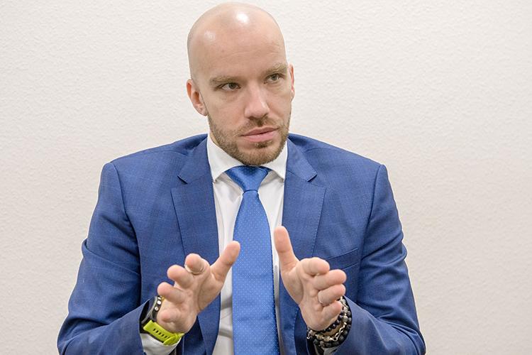 Кирилл Доронин:«Уменя сейчас сложилась ситуация, что запоследние две недели, именно со2 числа [июля], когда уменя нет связи сдругими учредителями фактически»