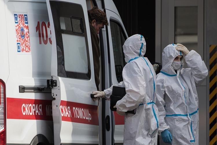 Теперь медики обеспокоены другим — смертельным комбо коронавируса и аномальной жары