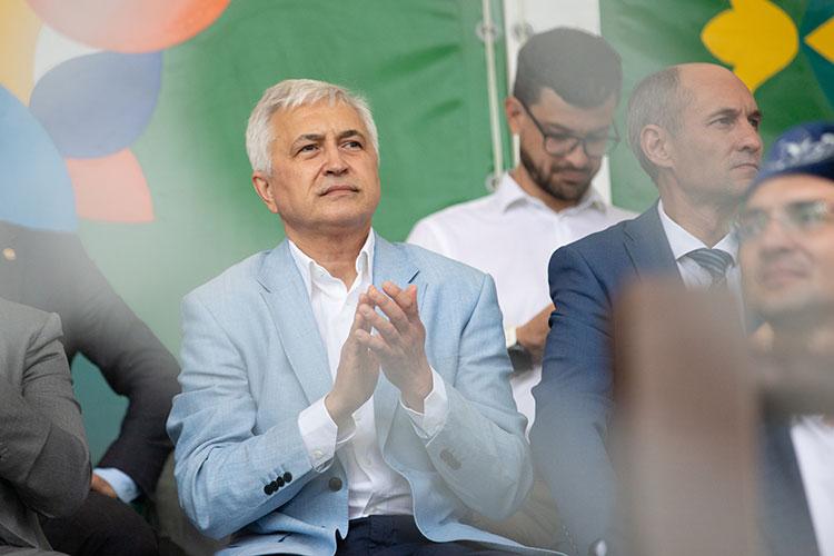 Азат Ягафаров: «С этого года поменялся налоговый режим — на выработанные месторождения и по сверхвязким нефтям»