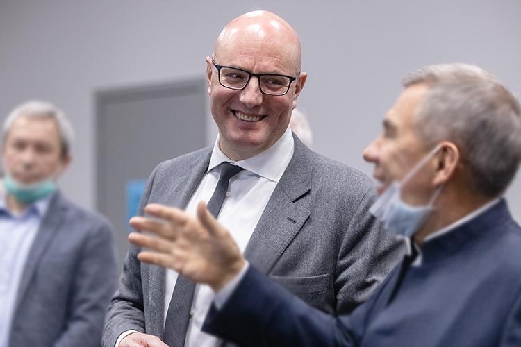 Дмитрий Чернышенко, отвечающий зацифровую трансформацию, инновации итехнологическое развитие, станет куратором Приволжского федерального округа