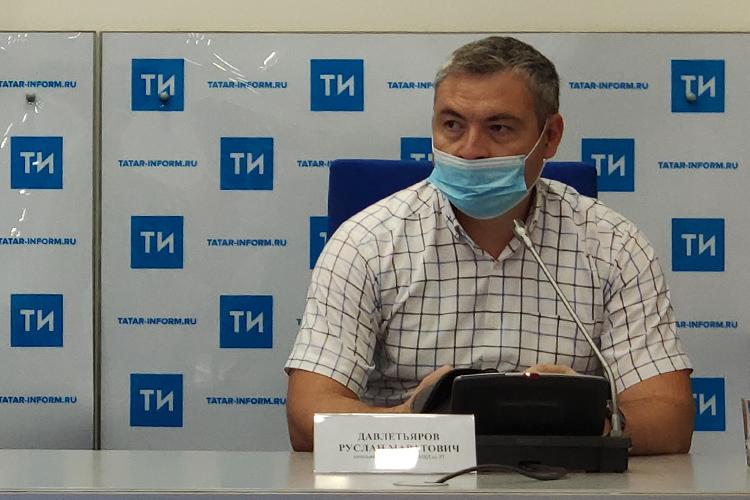 Руслан Давлетьяровподчеркнул, что организация действовала вРоссии без создания юрлица