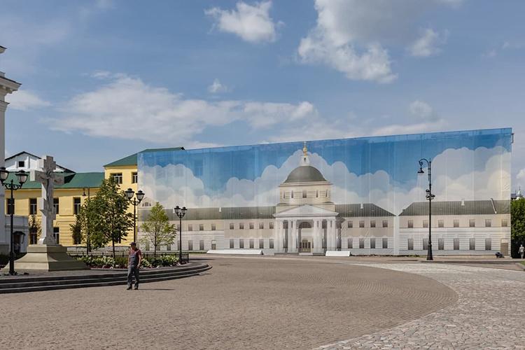 «Ведется процесс ипоНиколо Тульскому храму, иповсему комплексу зданий монастыря»