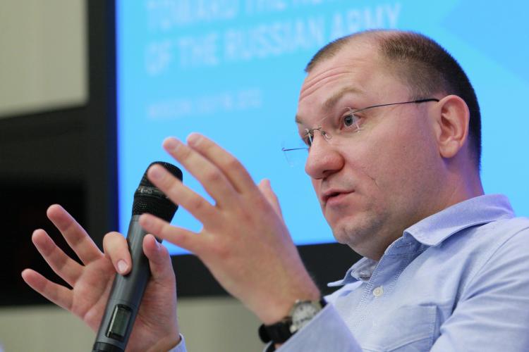 Руслан Пухов: «Россия, как и СССР, имеет склонность к гигантомании»