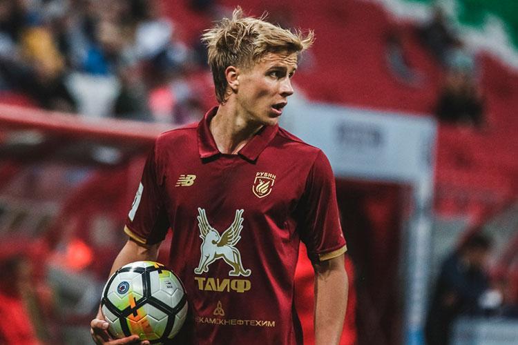 Мориц Бауэр: «В «Рубине» я впервые был вызван в сборную Австрии. В России, в Казани мне было очень комфортно»