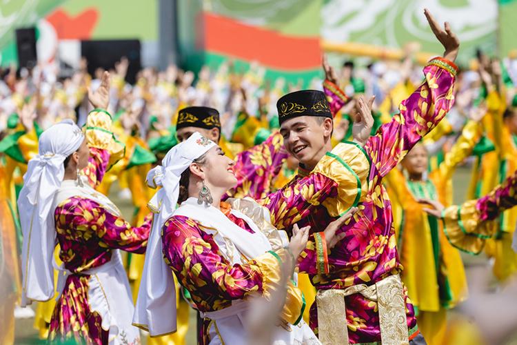 «Наша визитная карточка— это национальный праздник «Сабантуй», который каждый год привлекает внимание туристов»